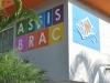 Detalhe da Identificação da Fachada ASSISBRAC
